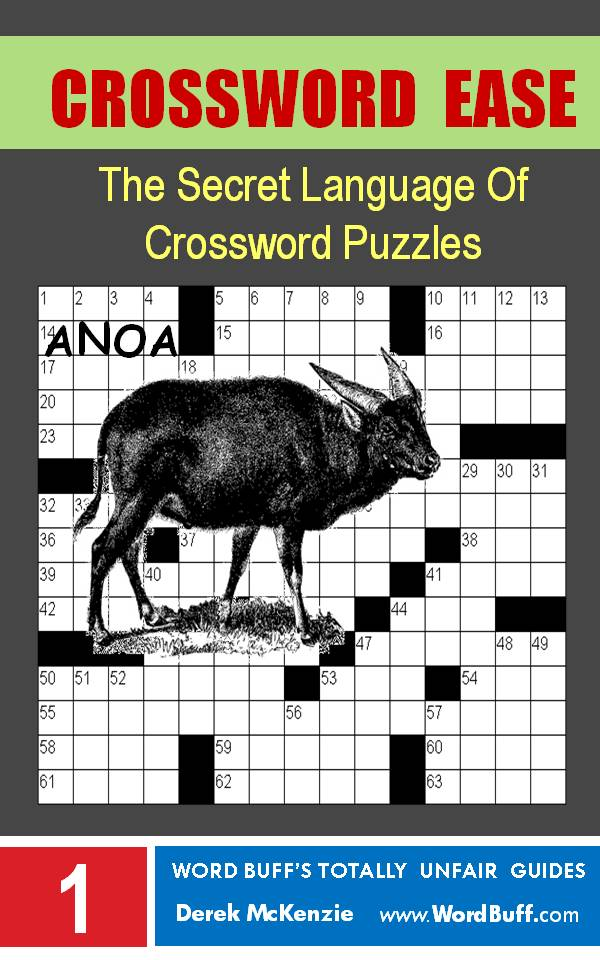 the crossword answers you must absolutely positively know